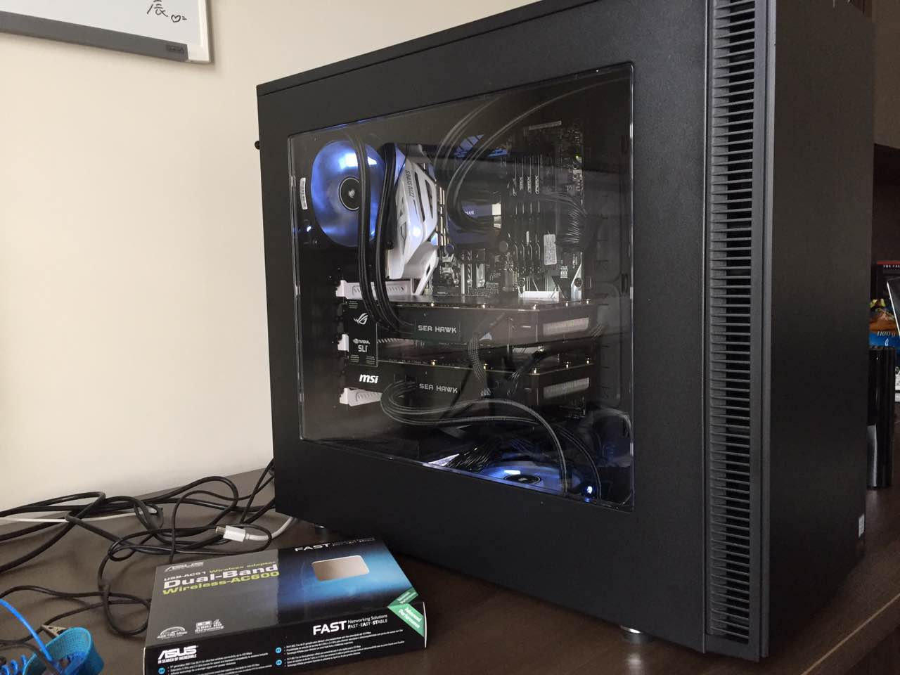 Completed PC